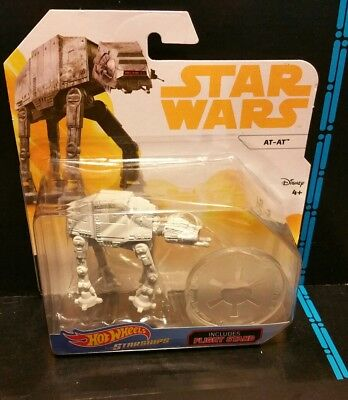 Star Wars Hot Wheels Solo Movie AT-AT imperial walker wave 3