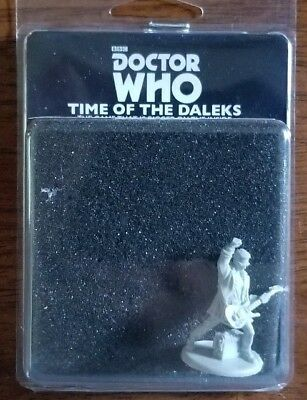 Doctor Who Time of The Daleks Promo Figure GenCon 2018 Special 12th Doc Guitar
