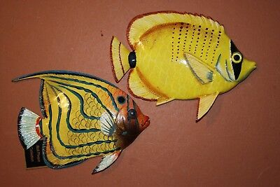 (2), Seafood Restaurant Fish Decor, Tropical Fish Wall Hangings, 109,137