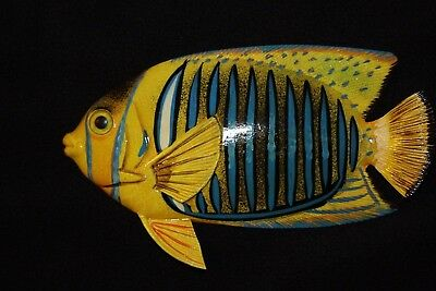 (1), Large Tropical Fish Wall Art, Seafood Restaurant Decor, Aquarium, #112.