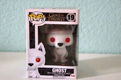 Funko Pop Game of Thrones # 19 Ghost