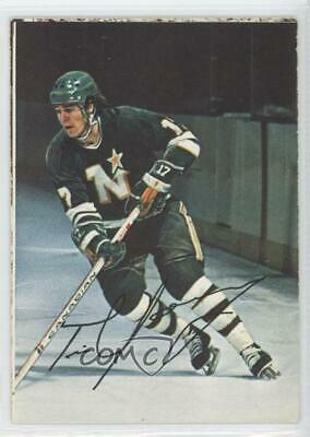 1977 O-Pee-Chee Glossy Insert Square Corners #22 Tim Young Minnesota North Stars