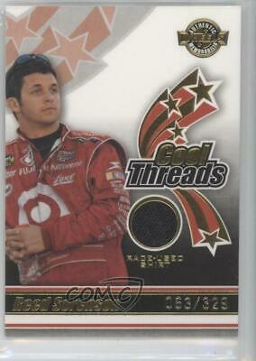 2006 Wheels American Thunder Cool Threads Race-Used #CT1 Reed Sorenson Card