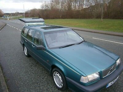 Volvo 850 2.5 Se Estate Clasice 5 Speed, Manual, 1 Lady Owner  Last 24 Years,