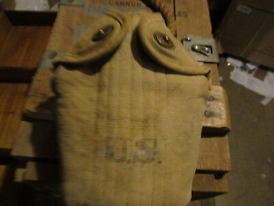 Wwii Ww2 Canteen Cover Original M1910   Us Military Us Army