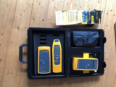 Fluke 2042 Cable Locator + Extra Transmitter Brand New Condition UK FREE P&P