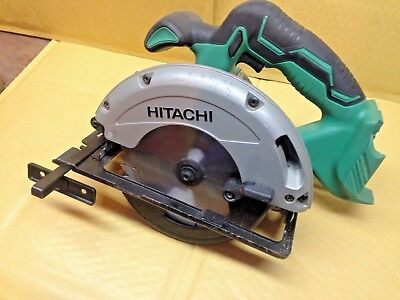 Hitachi Circular Saw - C18DGL (18v)used good working order