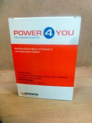 *POWER4YOU, 10 x 10 ml