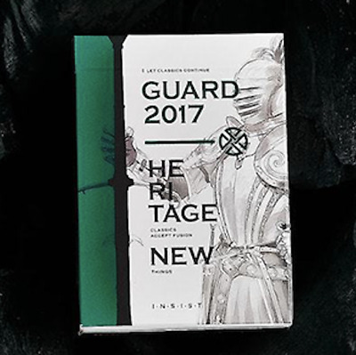 Guard Playing Cards by BOCOPO - SAVE $3 DEAL!