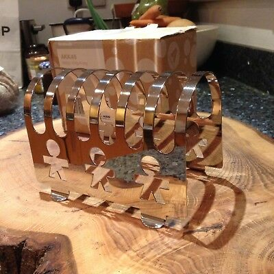 Alessi Toast Rack King Kong