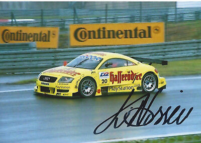 Kris Nissen - Abt-Audi TT-R - DTM - 2000 - orgin sign!!!!