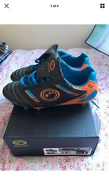 Rugby Boots Optimum Tribal Size 10