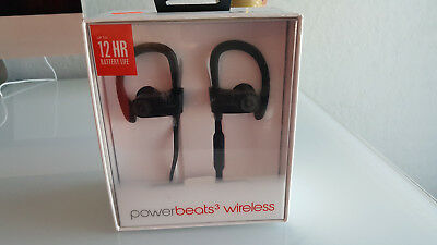 Beats By Dr. Dre Powerbeats 3 Wireless In Ear Earbuds Bluetooth Headphones Color