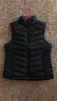 Under Armour Cold Gear ISO Down Vest - Medium - NWOT