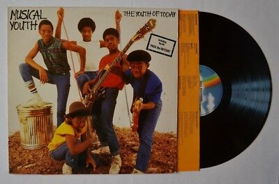 Musical Youth - The Youth Of Today - Vinyl - Schallplatte - Mca - 205197 - Ois