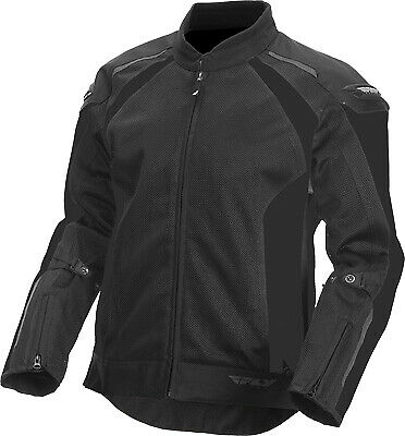 Fly Racing Coolpro Jacket 2XL Black 477-40502X