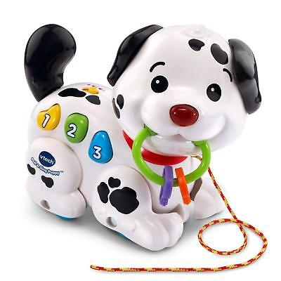 Educational Toys Pull and Sing Puppy For 1 to 3 Year Old Toddlers Baby Girl Boy