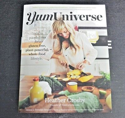 YumUniverse: Infinite Possibilities for a Gluten-Free.. by Heather Crosby