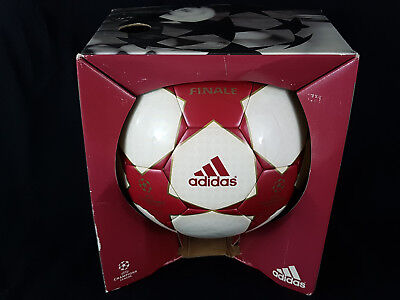 Adidas Official Matchball Uefa Champions League Finale 4 Red Star Neu Roteiro
