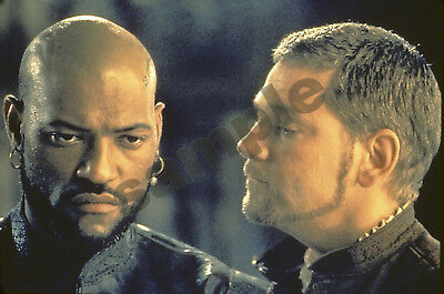 "Othello Movie Still Color Photo 8.5""x11"" Laurence Fishburne Kenneth Branagh"