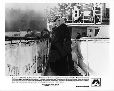 The Elephant Man Movie Still B&W Photos John Hurt Original