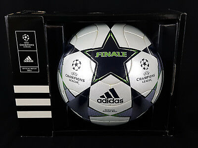 Adidas Official Matchball Uefa Champions League Finale 8 Box Teamgeist 600679
