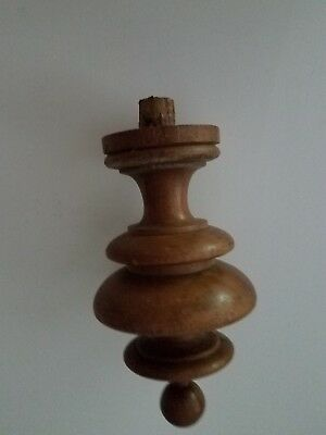 Antique large finial  (#58)