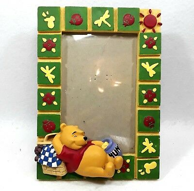 Disney Winnie The Pooh 3D Picture Frame for 6 x 4 Photo