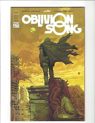 Oblivion Song #1 Image Comic Robert Kirkman 1st Print 2018 Unread NEAR MINT