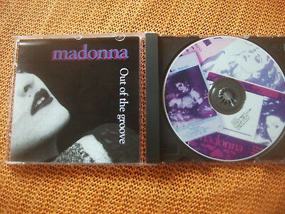 MADONNA, OUT OF THE GROOVE, LIVE AT CHICAGO, 1985,rare
