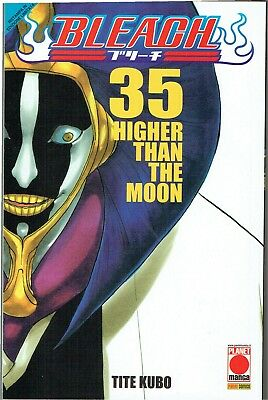 "Tite Kubo - Bleach vol. 35 ""Higher than the moon"" (ristampa) - Planet Manga"