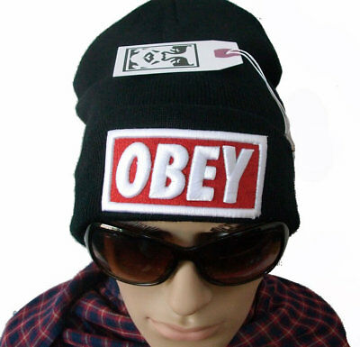OBEY CAPPELLO INVERNALE BEANIE obey CUFFIA UOMO DONNA OBEY HIPHOP 14 ... 241d87428800