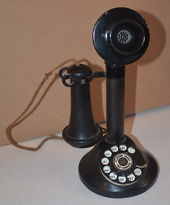 Antique Candlestick Telephone 1901,1907,1908 Patents