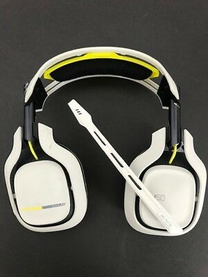 Astro Gaming A50 Wireless Headset for Xbox One White/Yellow/Black