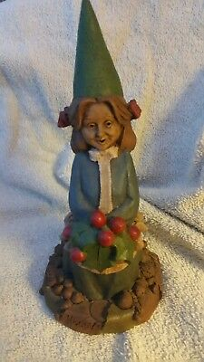 Tom Clark Gnome Holly 1991 Edition 88