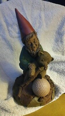 Tom clark Gnome Golden Edition 54 1996