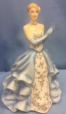 ROYAL DOULTON FIGURINE OF THE YEAR 2013 'CATHERINE' HN5586 -Excellent
