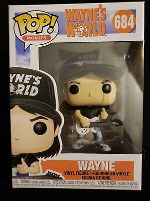 Funko Pop! Movies: Wayne's World - Wayne Vinyl Figure