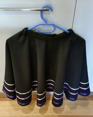 Ballet Character Skirt Like New - used once - size small-medium Purple Ribbon