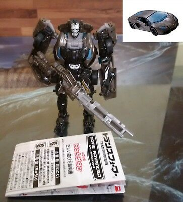 transformers Age of Extinction AD26 LOCKDOWN Takara Tomy 100% completo