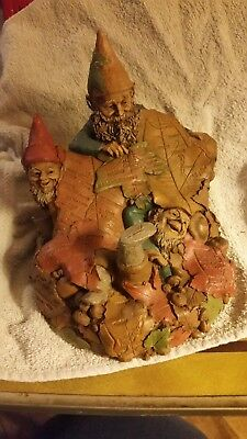 Tom Clark Gnome Autumn Leaves 1996 Edition 39