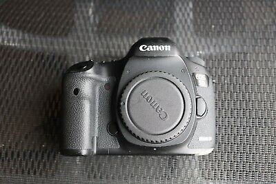 Used Canon EOS 5D Mark III 22.3MP Digital SLR Camera - Black (Body Only)