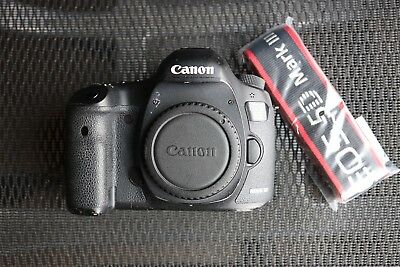 Used Canon EOS 5D Mark III Camera.