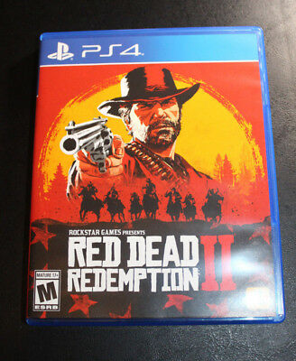 Red Dead Redemption 2 - PlayStation 4 - PS4