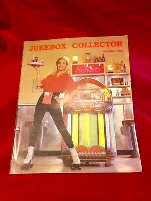 Jukebox Collector  Magazines Lot of 3 Vintage AMI Rock Ola Seeburg Wurlitzer