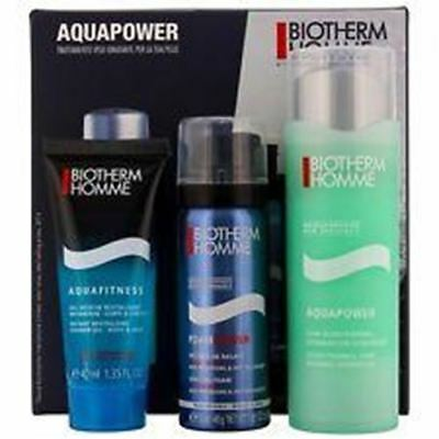 Biotherm Homme Aquapower Dynamic Hydration Gift Set 3 Pieces