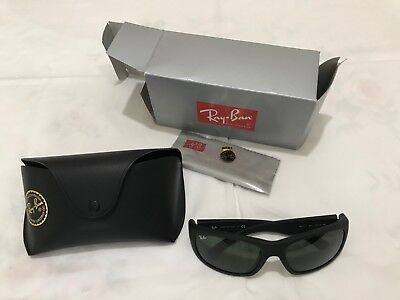 f58c388b08a ... coupon for ray ban mens sunglasses matte black rb4177 622 63 brand new  01f7b 64815 ...
