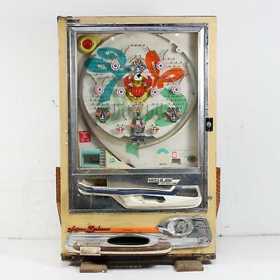 Vintage Sophia Nishijin Super Deluxe Pinball Pachinko Machine Parts or Repair