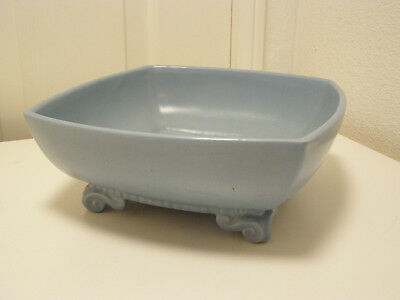 Catalina Island Pottery Square Footed Bowl - Center Piece #718