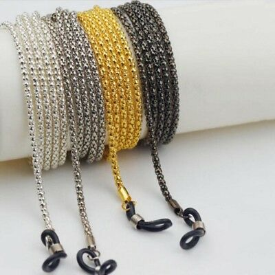 Eyeglass Reading Spectacles Sunglasses Glasses Cord Holder Necklace Chain